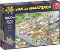 Jan van Haasteren De Sluizen puzzel - 1000 stukjes