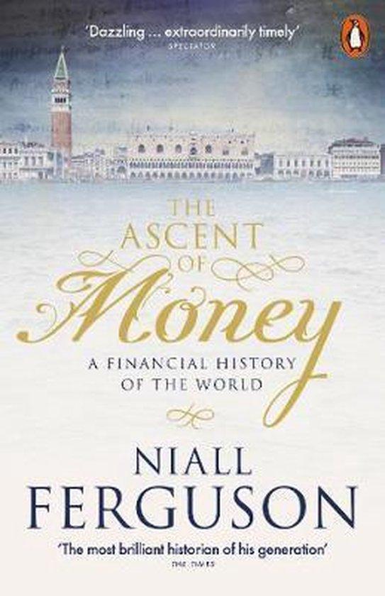 Boek cover The Ascent of Money van Niall Ferguson (Paperback)