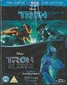 Tron (1982) & Tron Legacy (2010) (Blu-Ray) Import