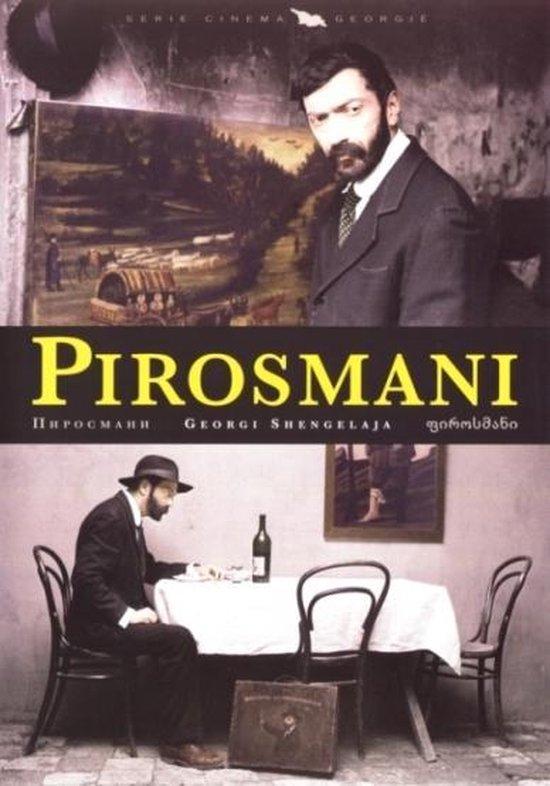 Cover van de film 'Pirosmani'