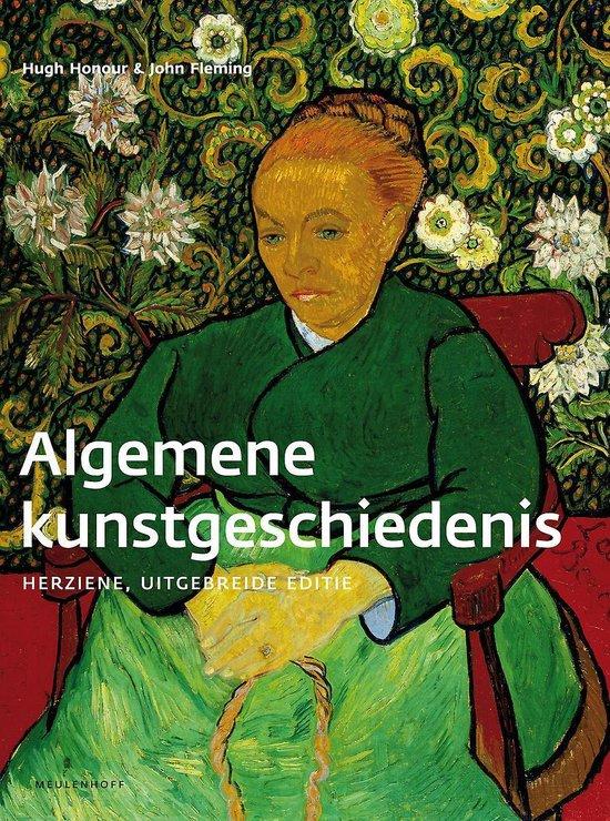 Boek cover Algemene kunstgeschiedenis van Hugh Honour (Hardcover)