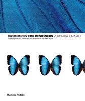 Boek cover Biomimetics for Designers van Veronika Kapsali