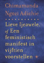 Boek cover Lieve Ijeawele van Chimamanda Ngozi Adichie