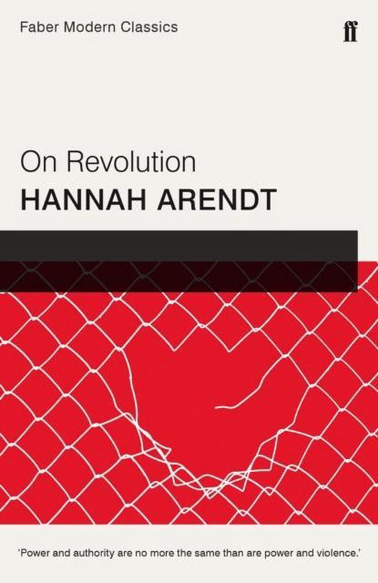 Boek cover On Revolution van Hannah Arendt (Paperback)