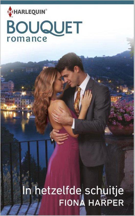 In hetzelfde schuitje - Bouquet Romance 318A - Fiona Harper |