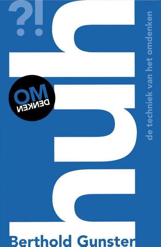 Boek cover Huh?! van Berthold Gunster (Paperback)