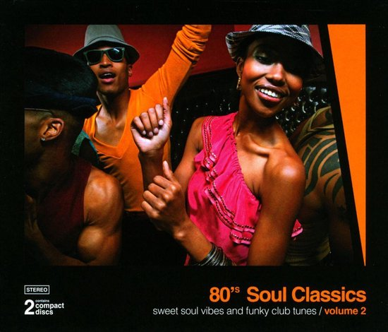 80'S Soul Classics Vol.2