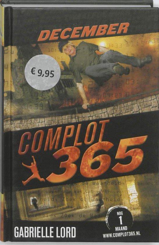 Complot 365. December - Gabrielle Lord |
