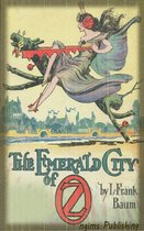 The Emerald City of Oz (Illustrated + FREE audiobook link + Active TOC)
