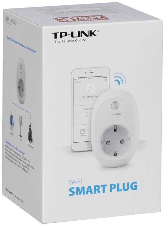 TP-Link HS100 - Slimme Stekker / Wit