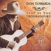 Last Of The Troubadors