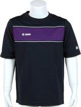 Jako T - Sportshirt - Kinderen - Maat 164 - Dark Navy;Purple