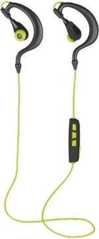 Trust Mobile Senfus - Draadloze Oordopjes - In-Ear - Bluetooth - Sport - Groen/Zwart
