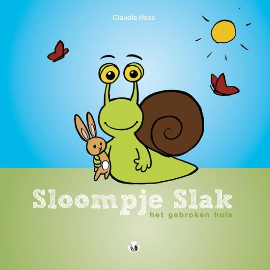 Sloompje Slak, werkboek (kind en scheiding) - Claudia Hass |