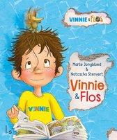 Vinnie & Flos - Kleuterboeken - Nieuwe vrienden