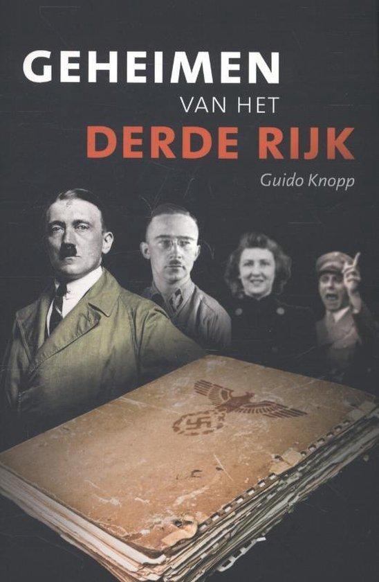 Geheimen van het Derde Rijk - Guido Knopp  