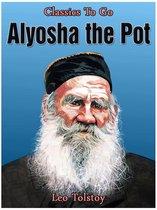 Boekomslag van 'Alyosha the Pot'