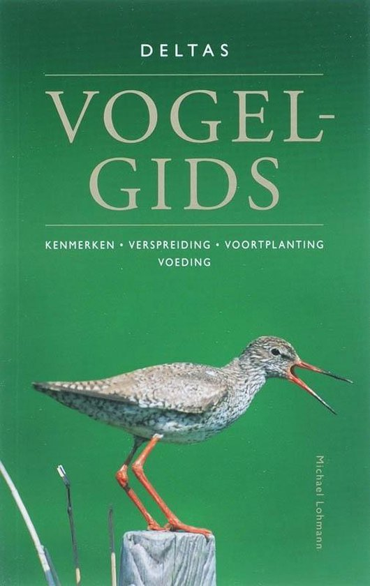 Deltas vogelgids - Michael Lohmann |