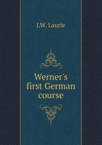 Werner's First German Course