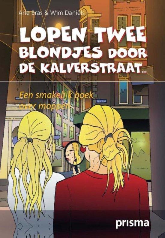 Lopen twee blondjes door de Kalverstraat - Arie Bras |