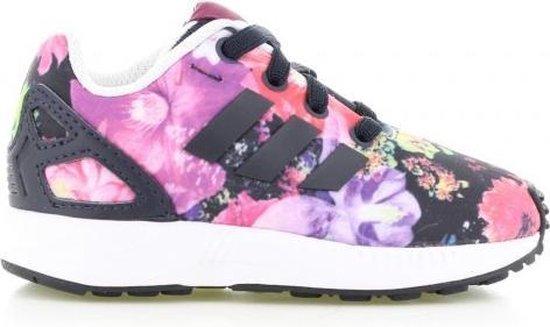 roze adidas sneakers zx flux dames