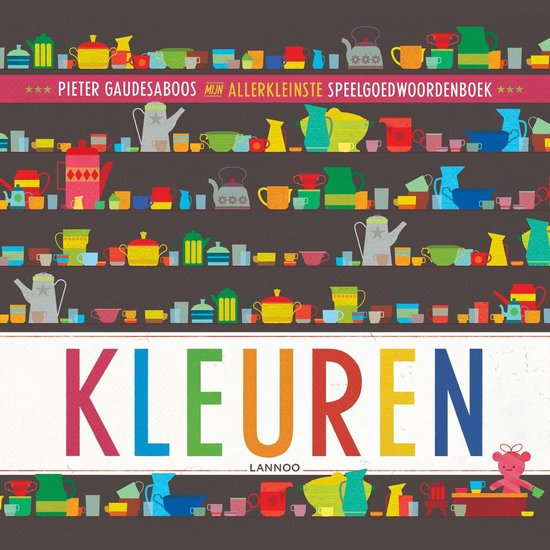 Kleuren - Pieter Gaudesaboos pdf epub