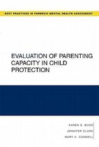 Omslag Evaluation of Parenting Capacity in Child Protection