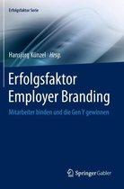 Omslag Erfolgsfaktor Employer Branding