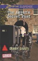 Omslag The Agent's Secret Past (Mills & Boon Love Inspired Suspense) (Military Investigations - Book 6)