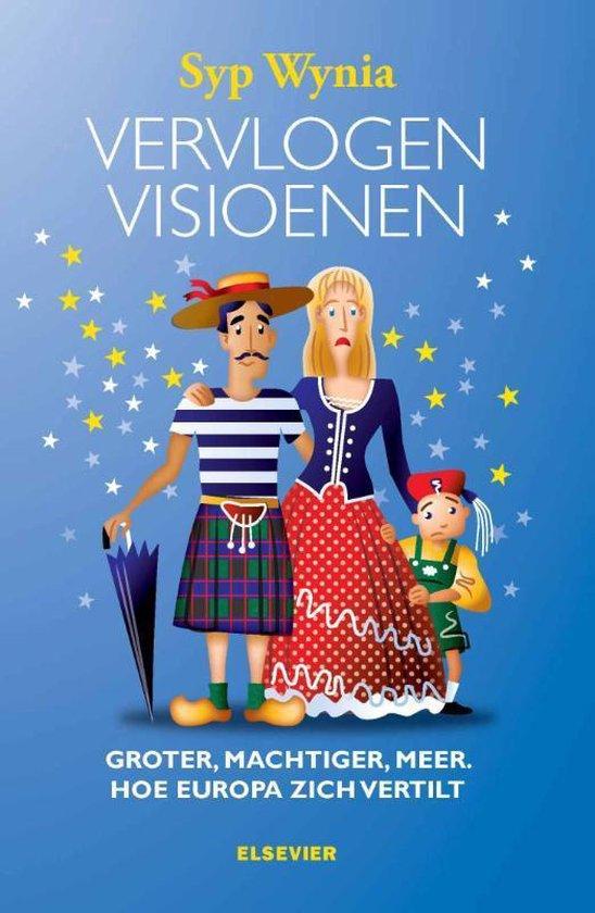 Boek cover Vervlogen visioenen van Syp Wynia (Paperback)