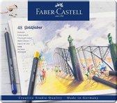 Kleurpotlood Faber-Castell Goldfaber etui à 48 stuks