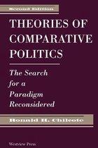 Boek cover Theories Of Comparative Politics van Ronald H Chilcote