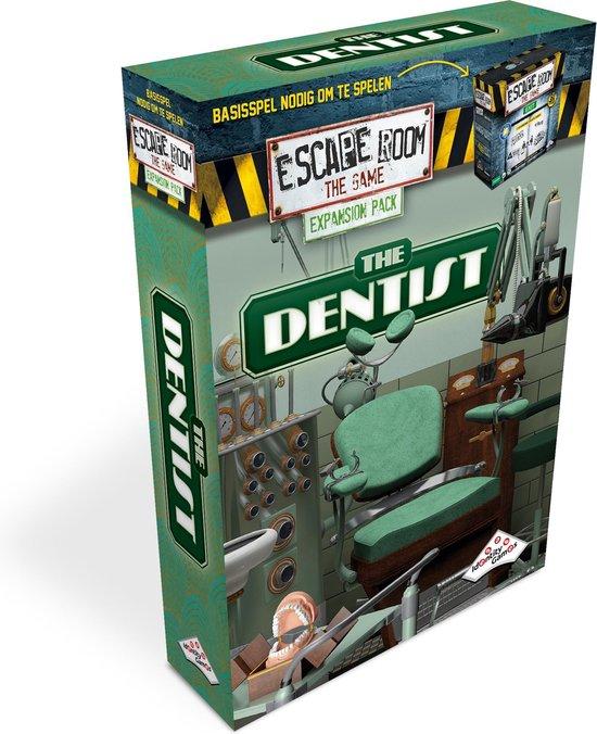 Escape Room The Game: Uitbreidingsset The Dentist