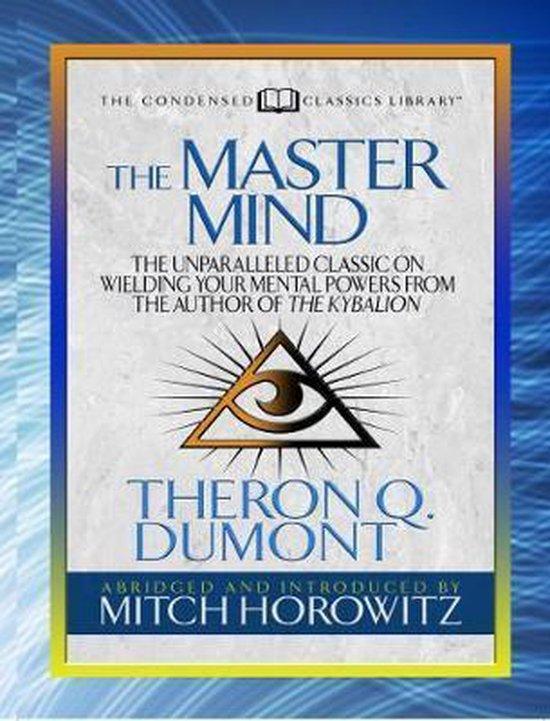 Afbeelding van The Master Mind (Condensed Classics)