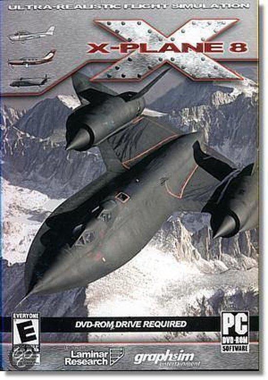 X – Plane 8.0