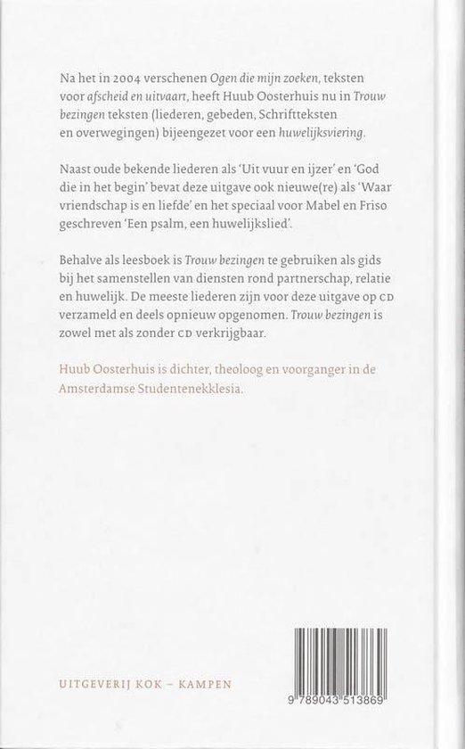 Trouw Bezingen - Huub Oosterhuis | Readingchampions.org.uk