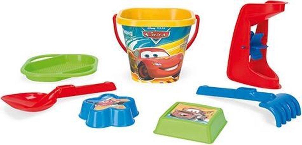 Emmerset Disney Cars 7 Delig