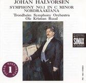 Symphony No. 1 In C Minor, Nordraak