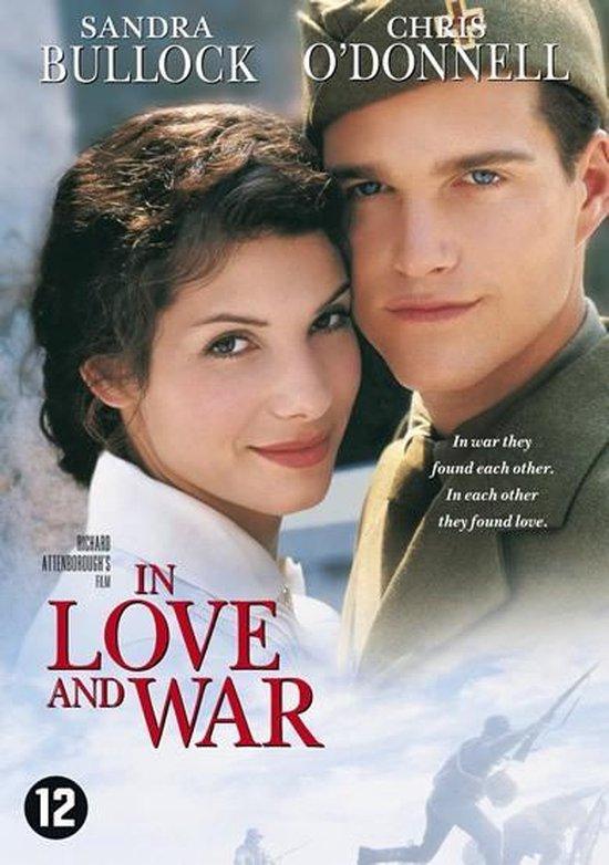 Cover van de film 'In Love And War'