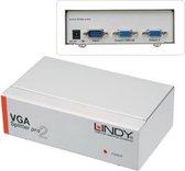 Lindy 2 Port VGA Splitter Pro 2x VGA