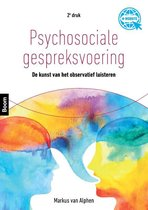 Psychosociale gespreksvoering