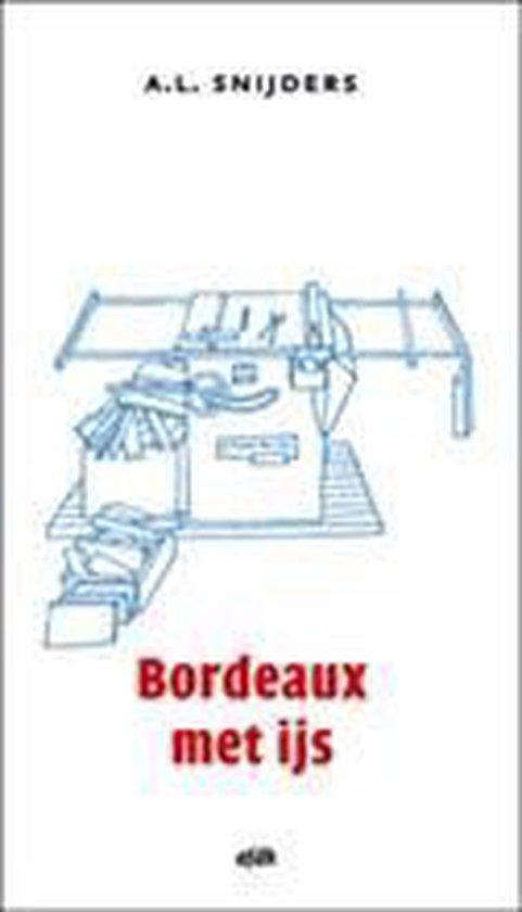 Bordeaux met ijs - A.L. Snijders | Fthsonline.com