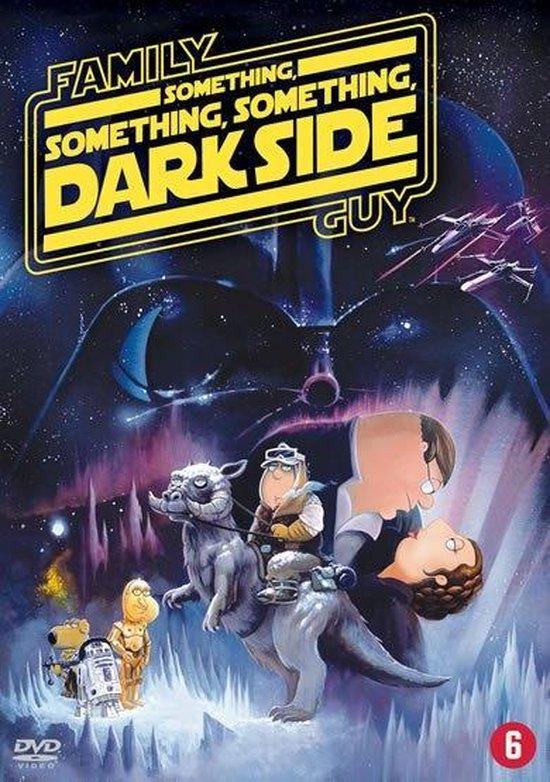 Cover van de film 'Family Guy: Something  Something Something Dark Side'