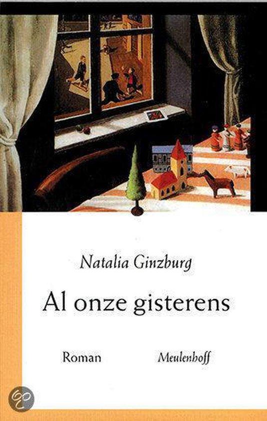 Al Onze Gisterens - Natalia Ginzburg | Readingchampions.org.uk