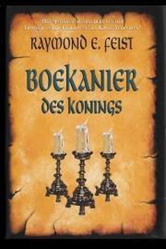 Boekanier Des Konings - Raymond E. Feist |