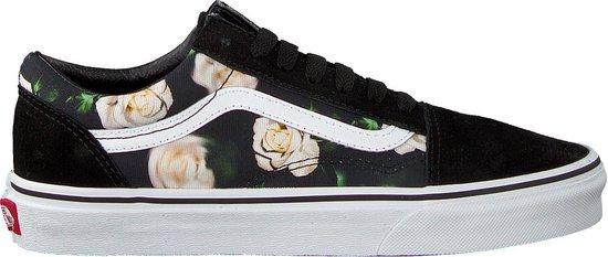 bol.com | Vans Dames Sneakers Old Skool - Zwart - Maat 38,5