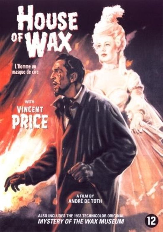 Cover van de film 'House Of Wax'