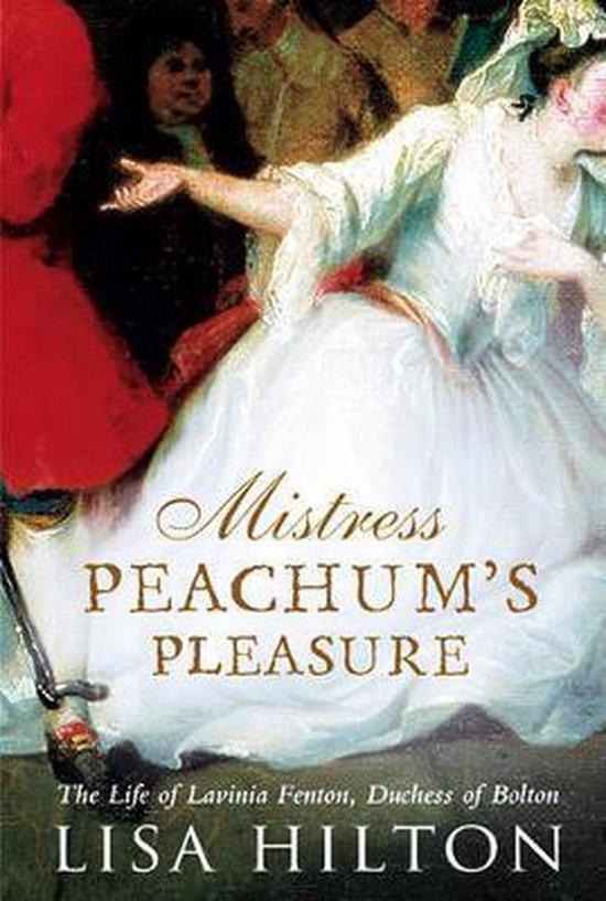 Mistress Peachum's Pleasure