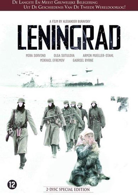 Cover van de film 'Leningrad'