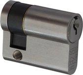 Nemef veiligheidscilinder 106/9 - Met boorbelemmering - Anti slagpick - SKG** - Met 3 sleutels - 1 cilinder in verpakking